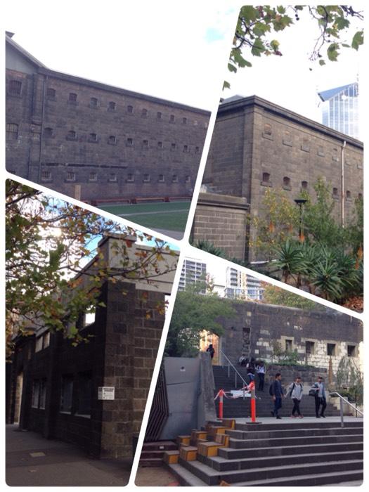 旧メルボルン監獄。