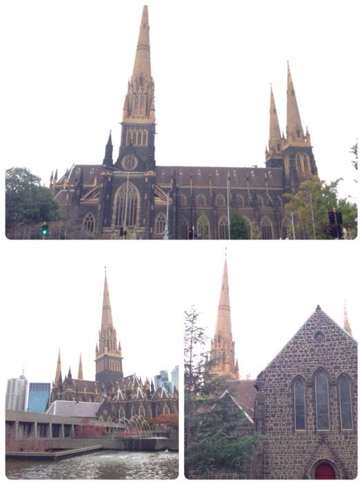聖パトリック大聖堂。