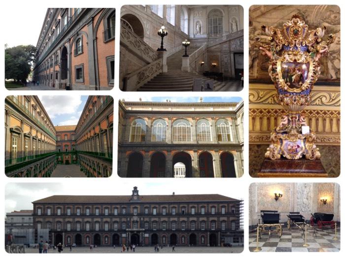 ブルボン家の王宮、ナポリ王宮。