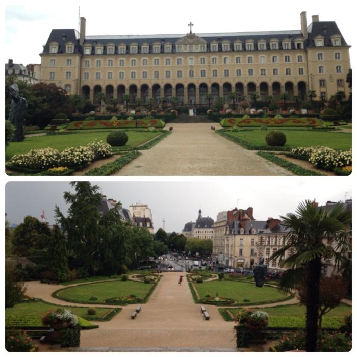 サン・ジョルジュ修道院の至宝、サンジョルジュ宮殿。