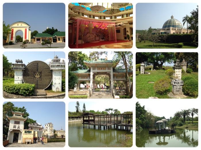 世界遺産、開平の望楼群と村落。