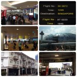 ペナン島からシンガポールへ。