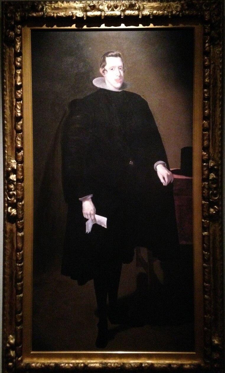 フェリーベ4世の肖像