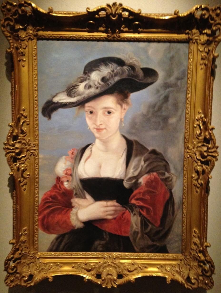 シュザンヌ・フールマンの肖像
