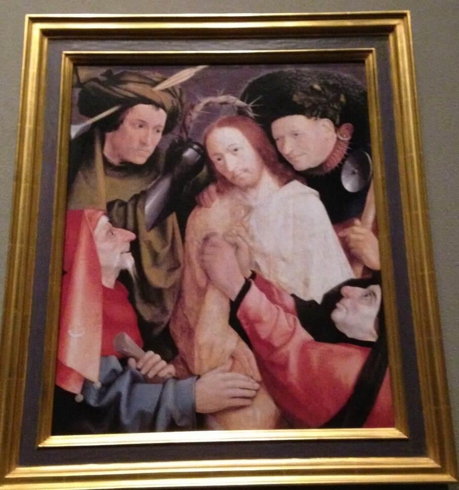 荊冠のキリスト