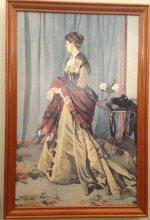 ゴディベール夫人の肖像 クロード・モネ