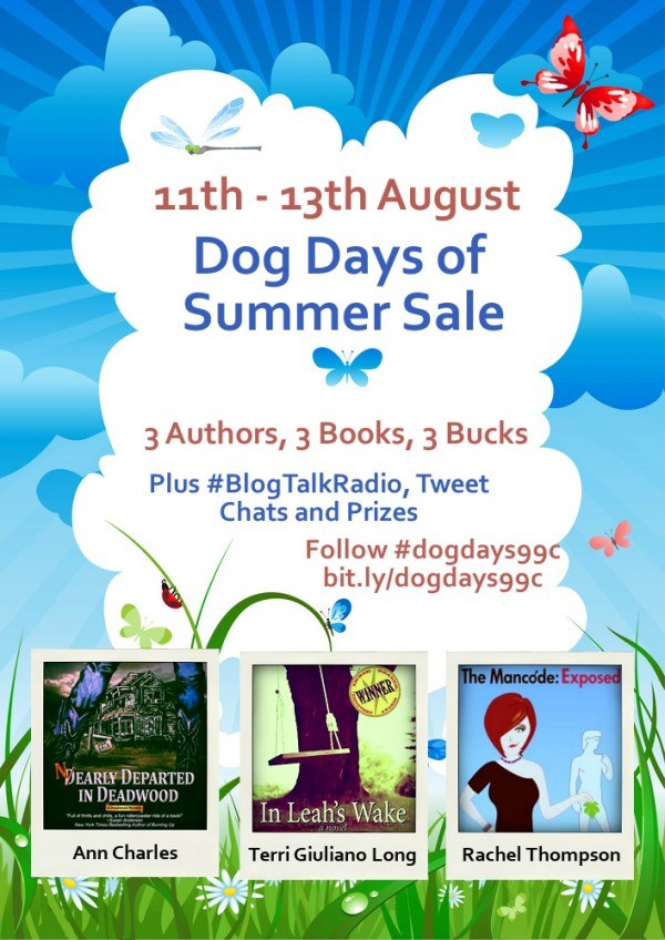 Dog Days of Summer Sale: 11-13 August