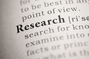 Excuses for Not Writing: Research