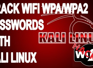 Hack Wifi with Kail Linux