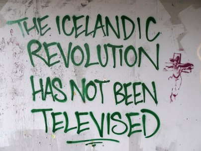 In 2008, Iceland was in a state of collapse. Turmoil swept through Iceland in 2009, as Icelanders attempted to retake financial control of their country. Some say little attention was given to the events in Iceland, and that others can learn from Iceland's uprisings and subsequent policies which were put into place following the crisis.