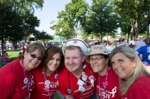 medical crew 2013 Michigan Susan G. Komen 3-Day breast cancer walk