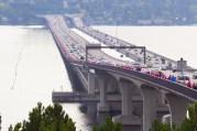 bridge 2013 Seattle Susan G. Komen 3-Day breast cancer walk