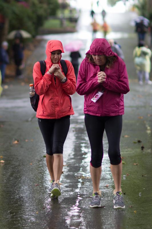 rain 2013 Seattle Susan G. Komen 3-Day breast cancer walk
