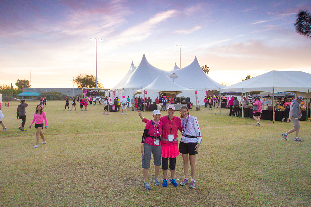 Susan G. Komen 3-Day Breast Cancer Walk Arizona