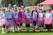 pink tutu 2013 San Diego Susan G. Komen 3-Day breast cancer walk