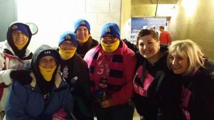 2014 susan g. komen 3-day breast cancer walk seattle mariners