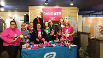 2014 susan g. komen 3-day breast cancer walk seattle clinic