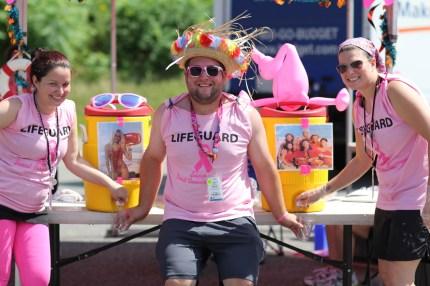 susan g. komen 3-Day breast cancer walk blog crew