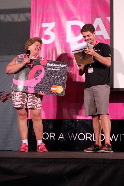 Top Crew Fundraiser Sharon G.