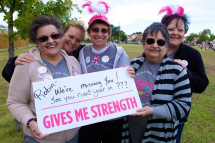 susan g. komen 3-day breast cancer walk 60 miles blog dallas fort worth sisters renee reunion