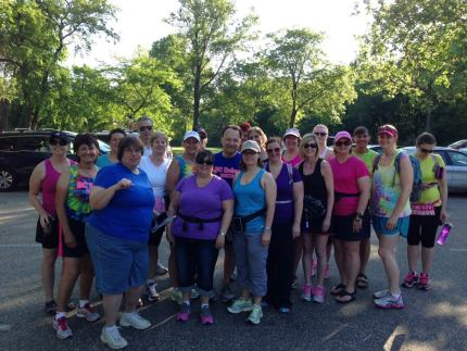 Komen_3Day_june_michigan_training walk