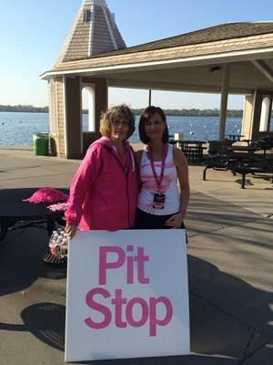 susan g. komen 3-Day breast cancer walk blog training meet-up 2015 may twin cities