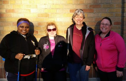 susan g. komen 3-Day breast cancer walk blog training meet-up 2015 may seattle