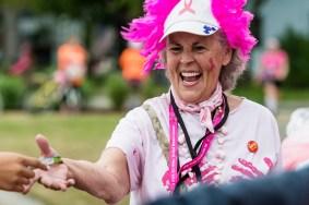 Day 1 of the Susan G. Komen 3day walk in Novi, Michigan on August 4, 2017.