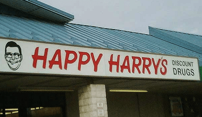 Now we know what made Harry happy