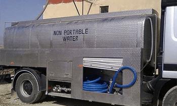 Portable not potable