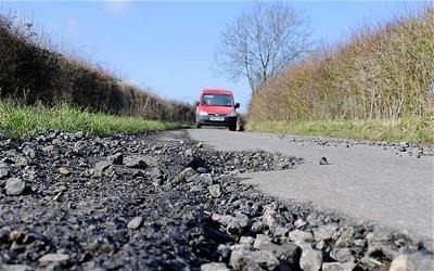 English Potholes