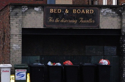A place to stay for the discerning traveller in Leicester
