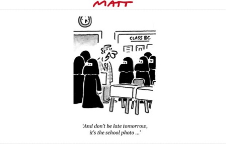 Matt Daily Telegraph 19 9 2013