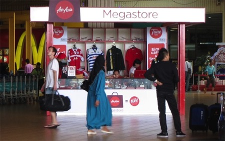 Crap Megastore Kuala Lumpur