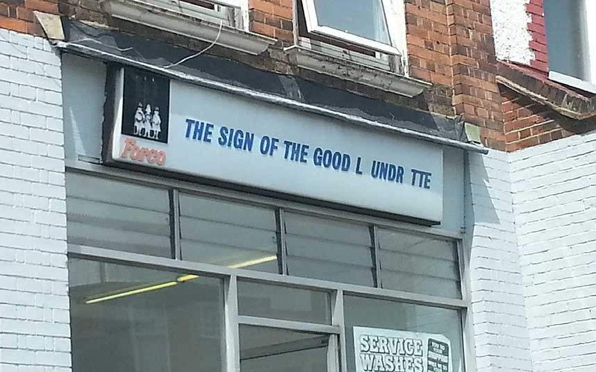 Though not a good sign Streatham Hill
