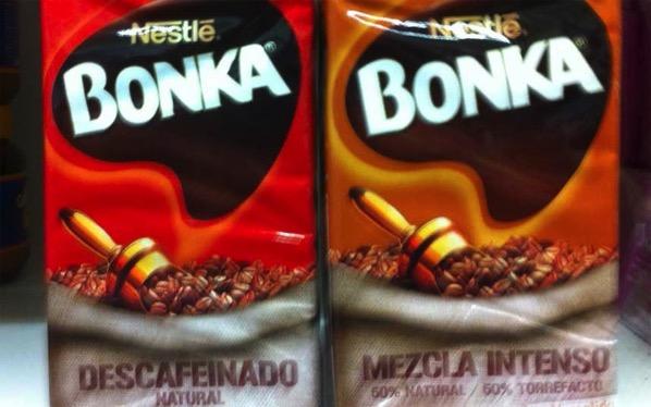 Coffee to keep you awake while La Palma