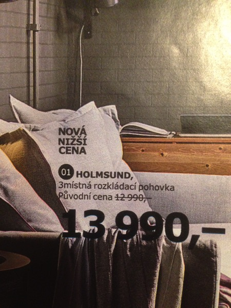 IKEA a rip off in any language
