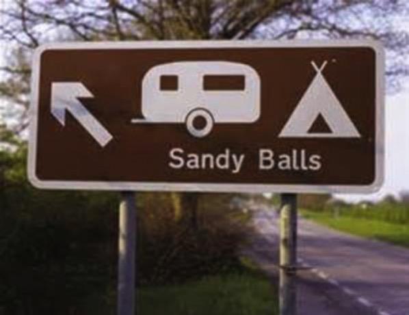 Good old sandy