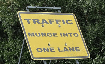 Murge and then emurge I suppose