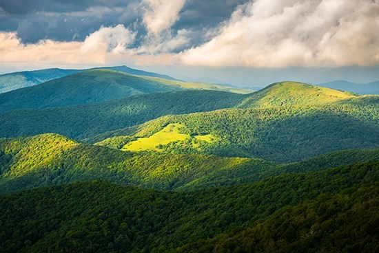 Image result for appalachian mountains