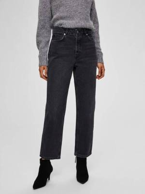 SELECTED FEMME STRAIGHT FIT JEANS