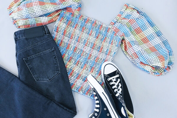 How to build a sustainable wardrobe Ganni