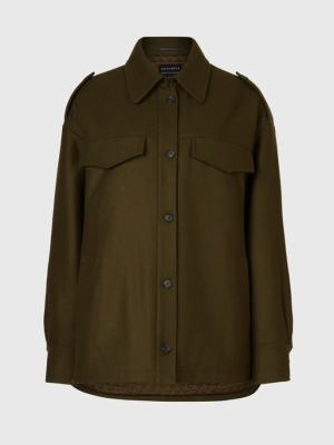 Rental coats ALL SAINTS EMERY QUILT JACKET