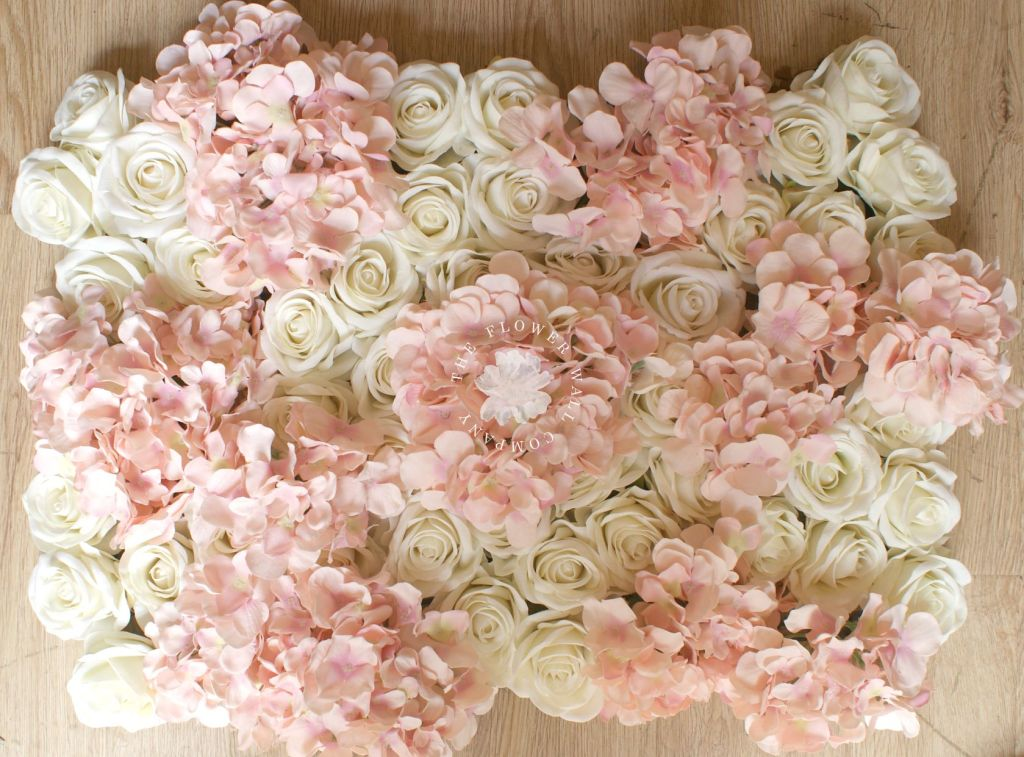 flower wall sample, floral backdrop, wedding flower wall