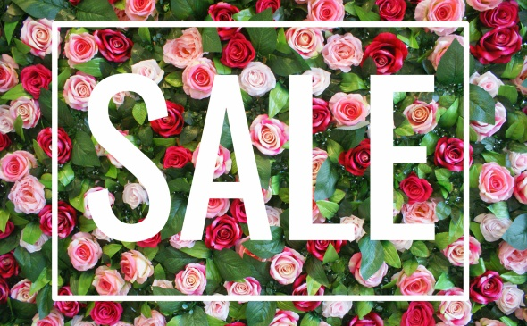 flower wall company sale