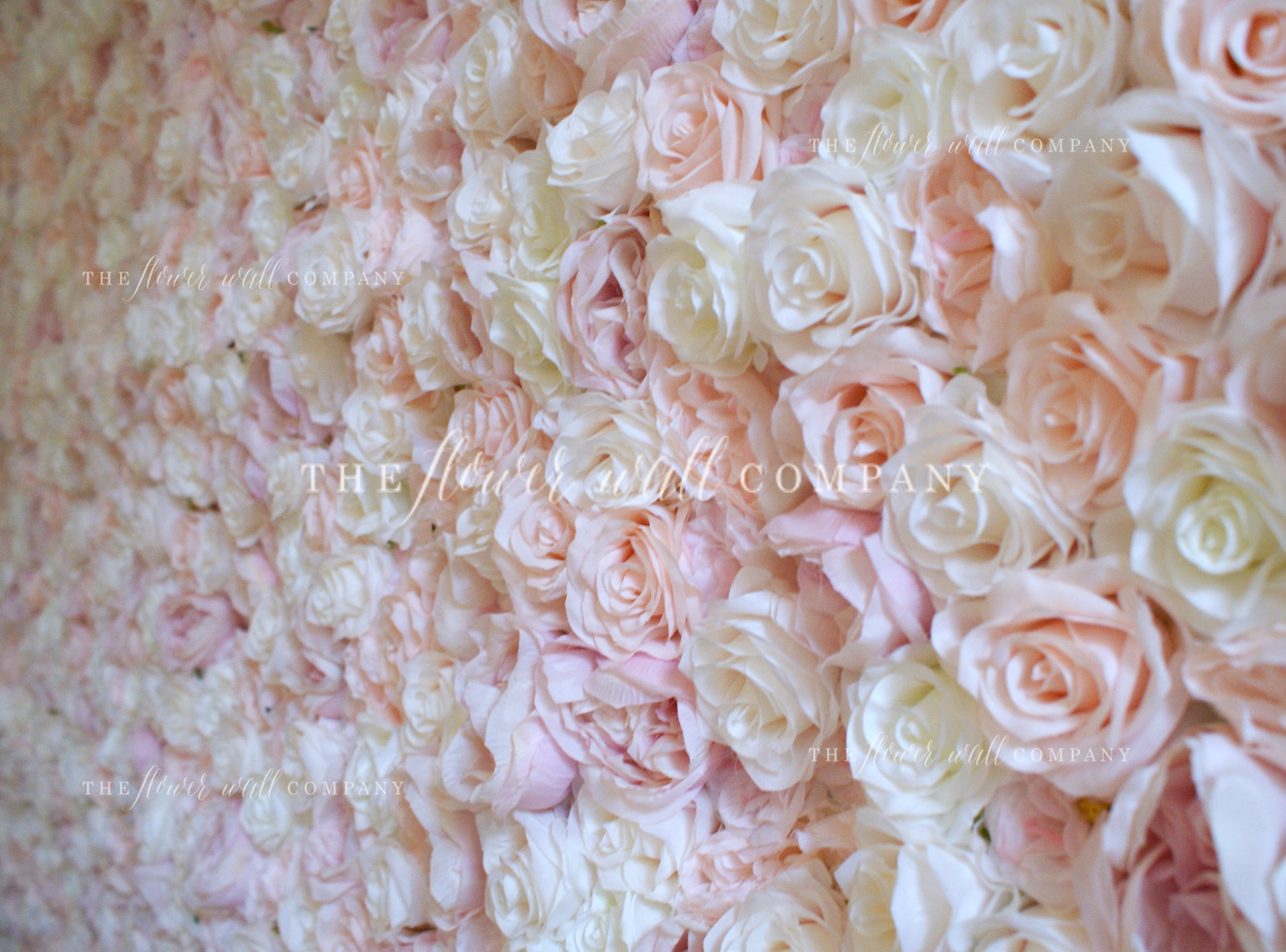 Our Value Flower Wall Rangeeap Or Luxury The Flower Wall