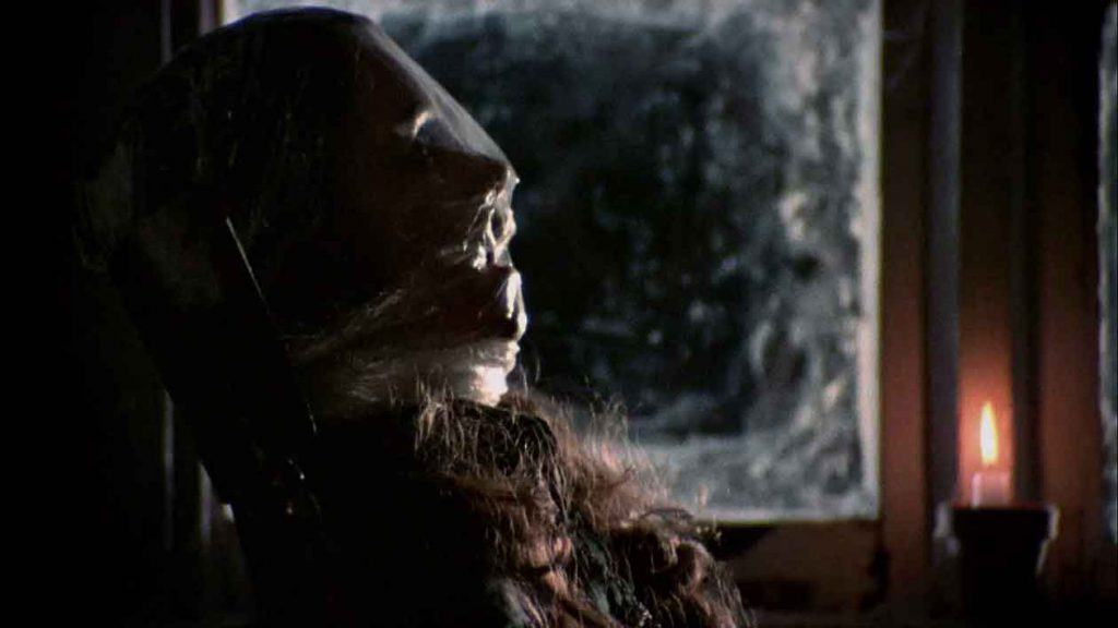 Image from the movie Black Christmas