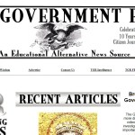 Breaking News: The Government Rag Needs to Raise $5000 by April 1st, 2020