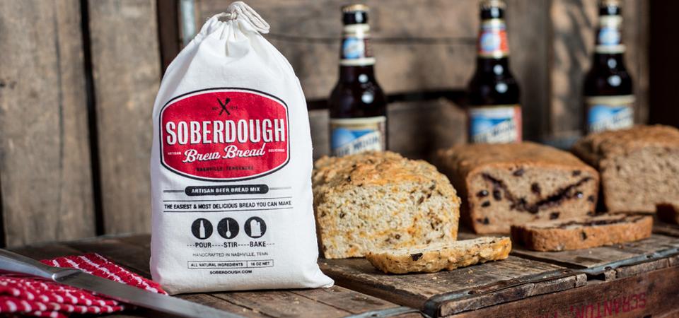 soberdough beer bread mixes