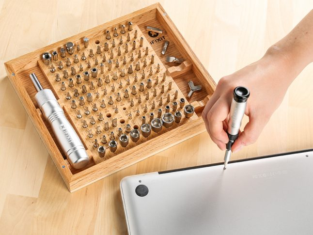 iFixit tech repair tool kits help you repair laptops & more